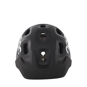 POC Trabec Race Helmet black/white